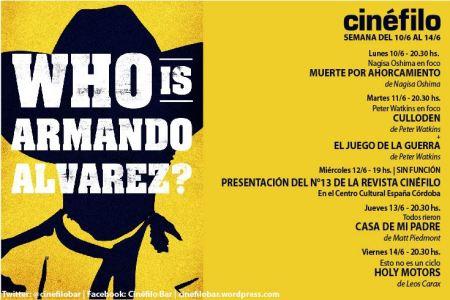 Who is Armando Alvarez