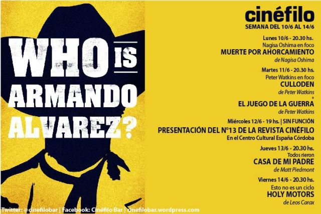 Who is Armando Alvarez
